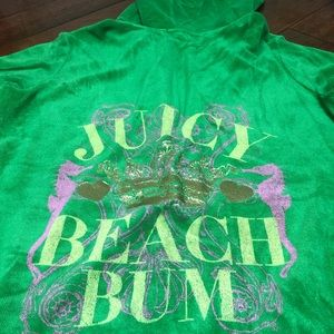 Juicy Couture Beach Track Jacket